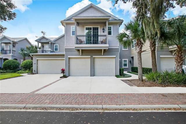 95243 Summerwoods Circle #802, Fernandina Beach, FL 32034 (MLS #92763) :: The DJ & Lindsey Team