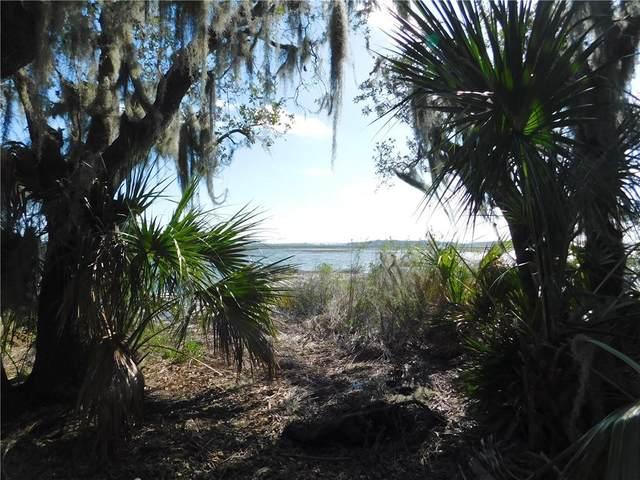 96238 Soap Creek Drive, Fernandina Beach, FL 32034 (MLS #92985) :: Crest Realty