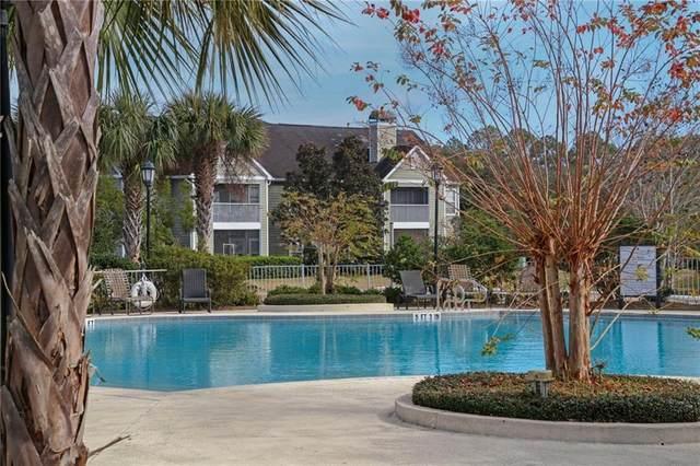 31135 Paradise Commons #625, Fernandina Beach, FL 32034 (MLS #93228) :: Berkshire Hathaway HomeServices Chaplin Williams Realty