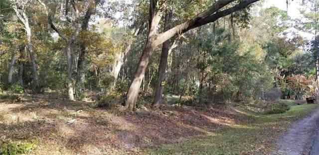 85165 Schubert Road, Fernandina Beach, FL 30234 (MLS #93305) :: Berkshire Hathaway HomeServices Chaplin Williams Realty
