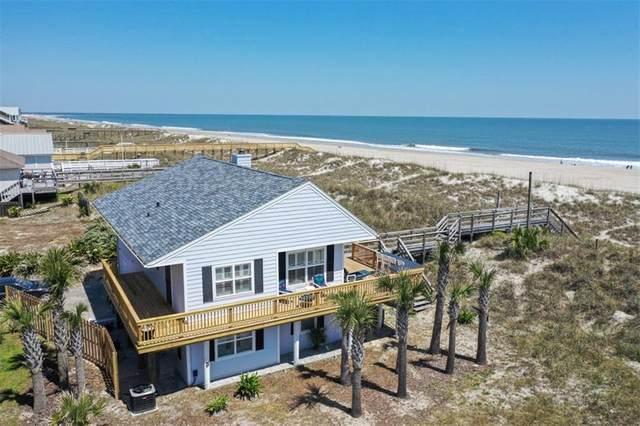 1328 N Fletcher Avenue, Fernandina Beach, FL 32034 (MLS #93614) :: Berkshire Hathaway HomeServices Chaplin Williams Realty