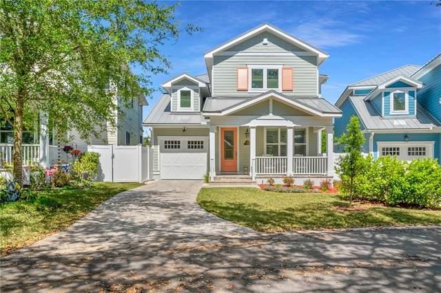 1918 Amelia Oaks Drive, Fernandina Beach, FL 32034 (MLS #93628) :: Berkshire Hathaway HomeServices Chaplin Williams Realty