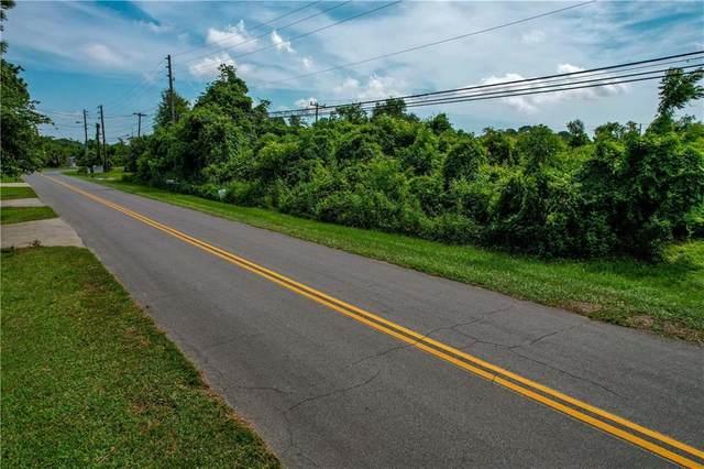 Lot 3 Clinch Drive, Fernandina Beach, FL 32034 (MLS #93921) :: Berkshire Hathaway HomeServices Chaplin Williams Realty