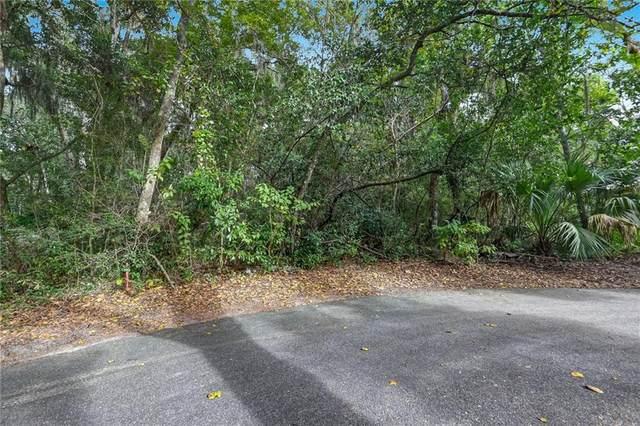 16 Moss Oaks Drive, Amelia Island, FL 32034 (MLS #93935) :: Crest Realty