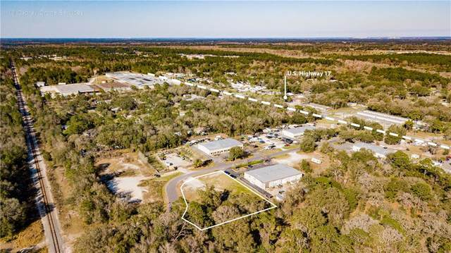 Commercial Park Drive, Yulee, FL 32097 (MLS #94155) :: Berkshire Hathaway HomeServices Chaplin Williams Realty