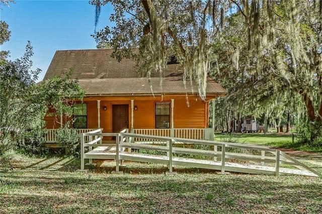86196 Cottonwood Avenue, Yulee, FL 32097 (MLS #94156) :: Berkshire Hathaway HomeServices Chaplin Williams Realty