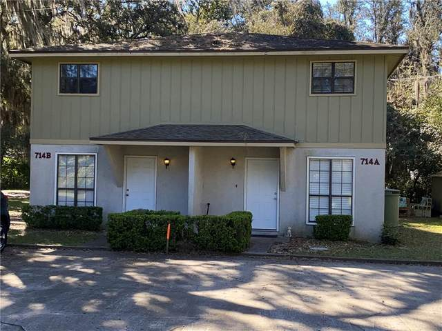 714  A & B Wren Drive, Fernandina Beach, FL 32034 (MLS #94192) :: Berkshire Hathaway HomeServices Chaplin Williams Realty