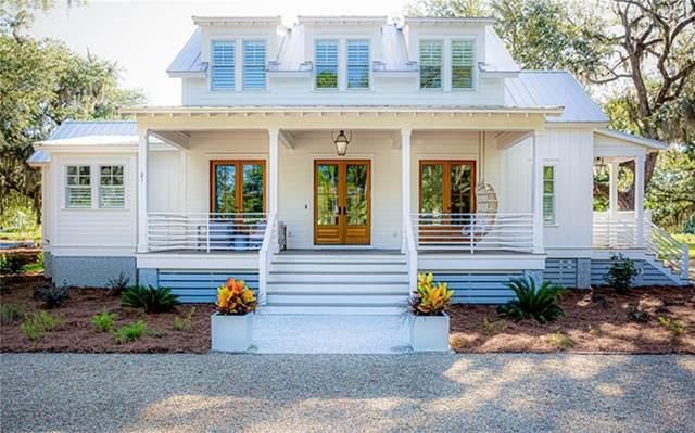 10 Crane Island Drive, Amelia Island, FL 32034 (MLS #95028) :: Berkshire Hathaway HomeServices Chaplin Williams Realty