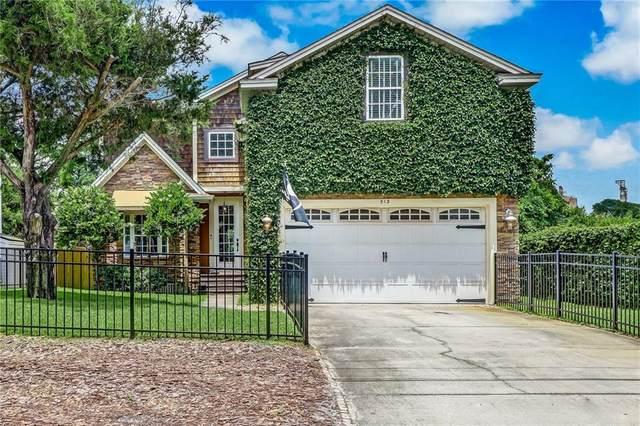 513 Dade Street, Fernandina Beach, FL 32034 (MLS #95035) :: Berkshire Hathaway HomeServices Chaplin Williams Realty