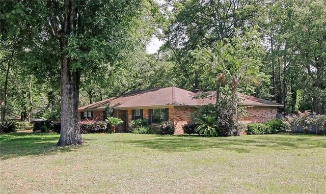 86027 Shady Oak Lane, Yulee, FL 32097 (MLS #95211) :: Berkshire Hathaway HomeServices Chaplin Williams Realty