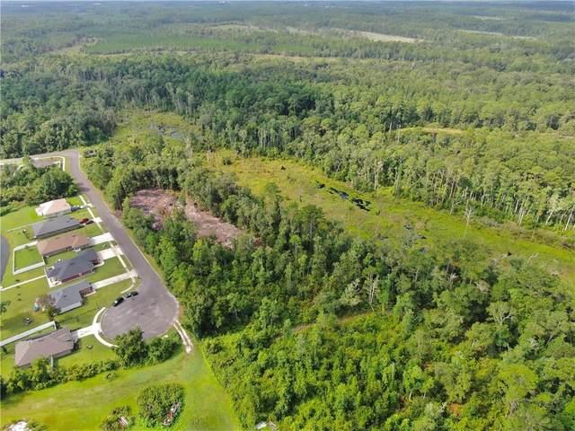 0 Villa Lane, Yulee, FL 32097 (MLS #96354) :: Berkshire Hathaway HomeServices Chaplin Williams Realty