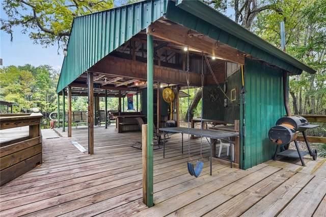 Lake Hampton Road, Hilliard, FL 32046 (MLS #96893) :: Berkshire Hathaway HomeServices Chaplin Williams Realty