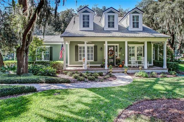 96016 Soap Creek Drive, Fernandina Beach, FL 32034 (MLS #97009) :: Berkshire Hathaway HomeServices Chaplin Williams Realty