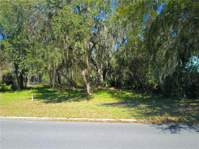 Lot 5 Oyster Bay Drive, Fernandina Beach, FL 32034 (MLS #74268) :: Berkshire Hathaway HomeServices Chaplin Williams Realty