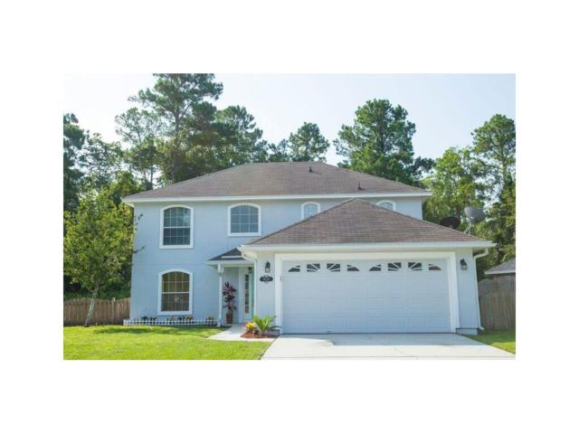 86120 Creekwood Drive, Yulee, FL 32097 (MLS #76377) :: Berkshire Hathaway HomeServices Chaplin Williams Realty
