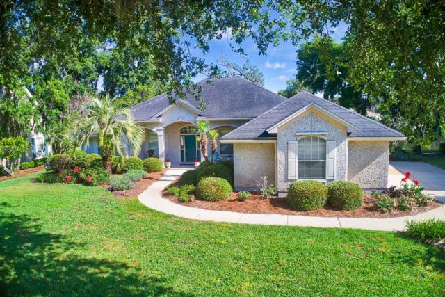 96331 Oyster Bay Drive, Fernandina Beach, FL 32034 (MLS #80389) :: Berkshire Hathaway HomeServices Chaplin Williams Realty