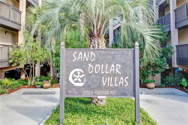 3056 S Fletcher Avenue #107, Fernandina Beach, FL 32034 (MLS #86921) :: Berkshire Hathaway HomeServices Chaplin Williams Realty