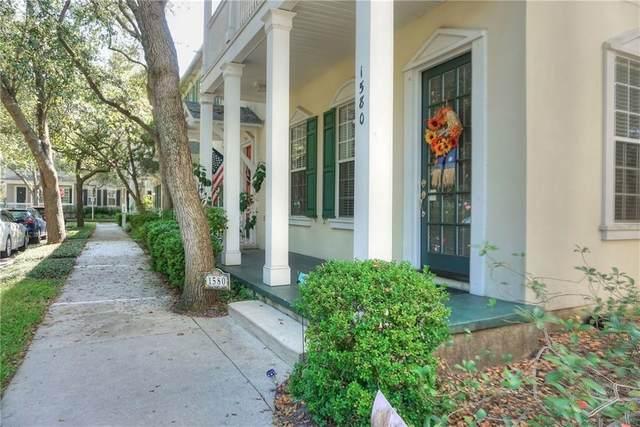 1580 Park Lane, Fernandina Beach, FL 32034 (MLS #86949) :: Berkshire Hathaway HomeServices Chaplin Williams Realty