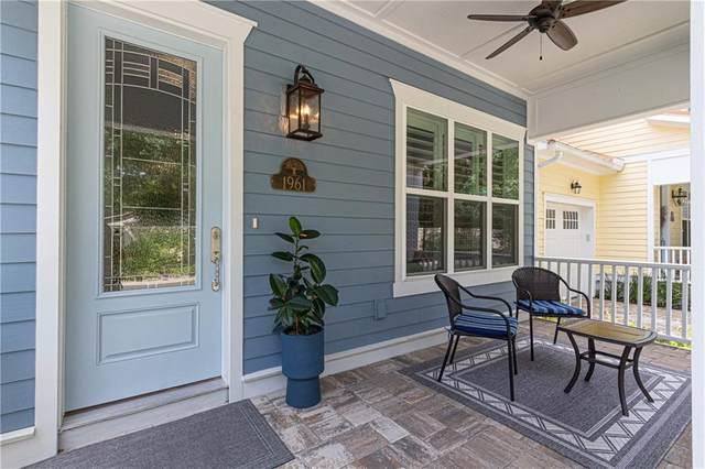1961 Amelia Oaks Drive, Fernandina Beach, FL 32034 (MLS #90264) :: Berkshire Hathaway HomeServices Chaplin Williams Realty