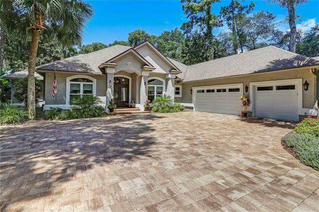 10 Wax Myrtle Road, Amelia Island, FL 32034 (MLS #90780) :: Berkshire Hathaway HomeServices Chaplin Williams Realty