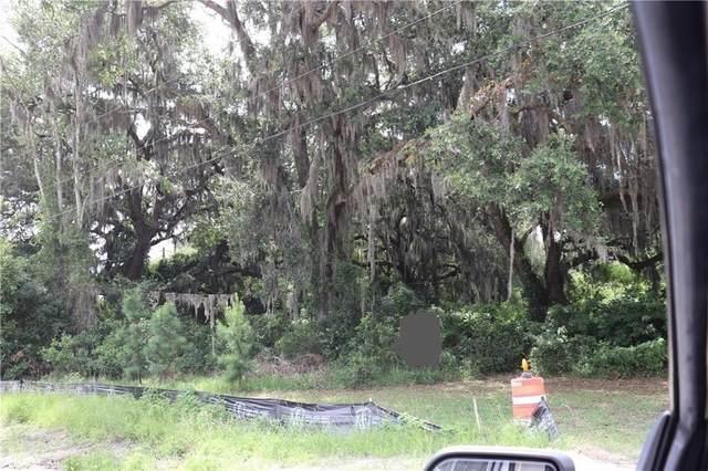 463510 Sr 200, Yulee, FL 32097 (MLS #93297) :: Berkshire Hathaway HomeServices Chaplin Williams Realty