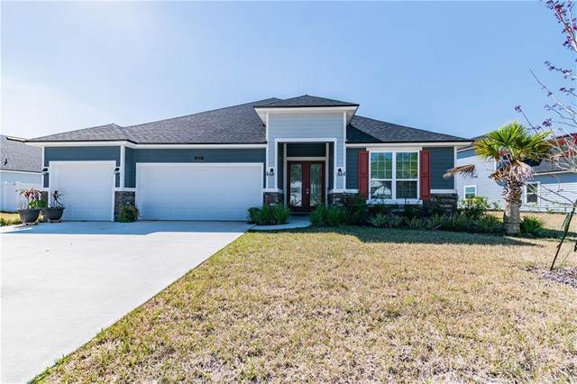 95174 Snapdragon Drive, Fernandina Beach, FL 32034 (MLS #93881) :: The DJ & Lindsey Team