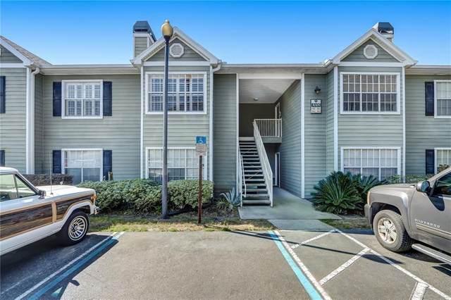 31105 Paradise Commons #522, Fernandina Beach, FL 32034 (MLS #94060) :: Berkshire Hathaway HomeServices Chaplin Williams Realty