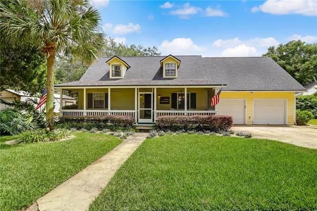 85764 Blackmon Road, Yulee, FL 32097 (MLS #96481) :: Berkshire Hathaway HomeServices Chaplin Williams Realty