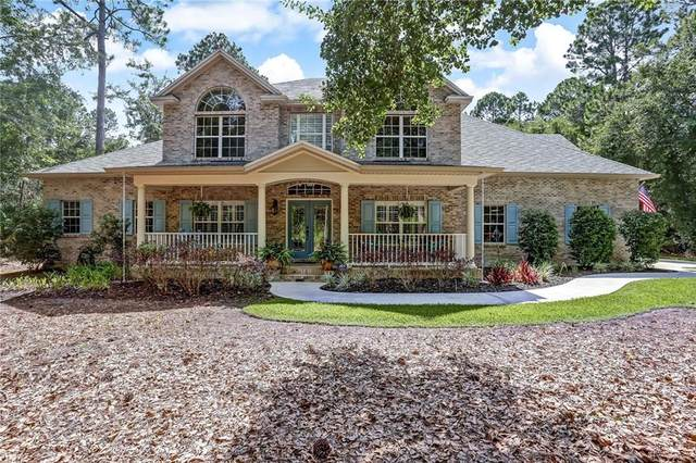 96197 Brady Point Road, Fernandina Beach, FL 32034 (MLS #86459) :: Berkshire Hathaway HomeServices Chaplin Williams Realty