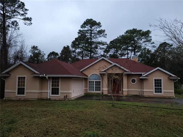 95079 Barnwell Road, Fernandina Beach, FL 32034 (MLS #93886) :: Crest Realty