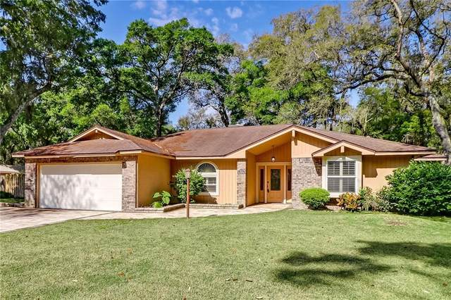 3121 Egans Bluff Road, Fernandina Beach, FL 32034 (MLS #94691) :: Berkshire Hathaway HomeServices Chaplin Williams Realty