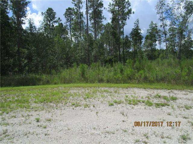 Mitigation Trail, Callahan, FL 32011 (MLS #64645) :: Berkshire Hathaway HomeServices Chaplin Williams Realty