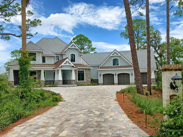 5 Sound Point Court, Amelia Island, FL 32034 (MLS #73944) :: Berkshire Hathaway HomeServices Chaplin Williams Realty