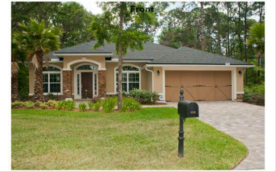 536 Spanish Way West, Fernandina Beach/Amelia Island, FL 32034 (MLS #56168) :: Berkshire Hathaway HomeServices Chaplin Williams Realty