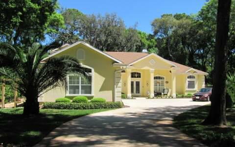 1396 Mission San Carlos Drive, Fernandina Beach/Amelia Island, FL 32034 (MLS #56446) :: Berkshire Hathaway HomeServices Chaplin Williams Realty