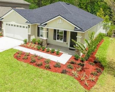 97708 Albatross Drive, Yulee, FL 32097 (MLS #80232) :: Berkshire Hathaway HomeServices Chaplin Williams Realty