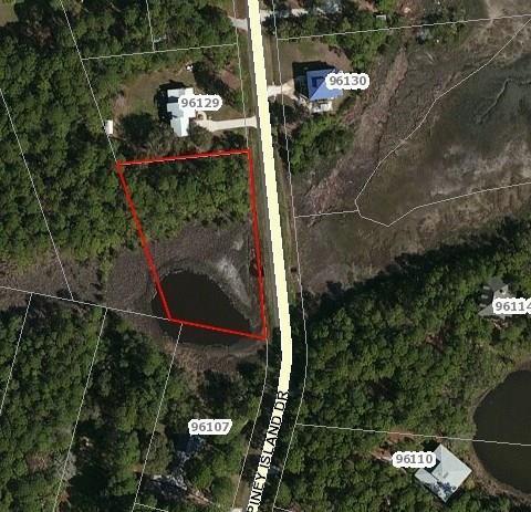 Lot 29A Piney Island Drive, Fernandina Beach, FL 32034 (MLS #80273) :: Berkshire Hathaway HomeServices Chaplin Williams Realty