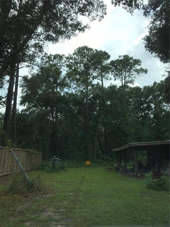 96263 Freeman Road, Yulee, FL 32097 (MLS #81558) :: Berkshire Hathaway HomeServices Chaplin Williams Realty
