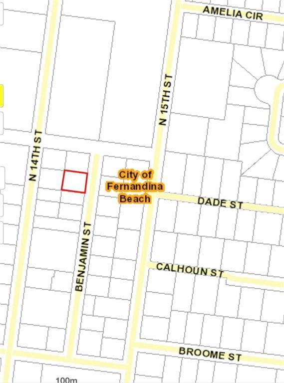 Benjamin Street, Fernandina Beach, FL 32034 (MLS #82278) :: Berkshire Hathaway HomeServices Chaplin Williams Realty