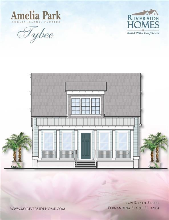 1512 Ruskin Lane, Fernandina Beach, FL 32034 (MLS #82301) :: Berkshire Hathaway HomeServices Chaplin Williams Realty