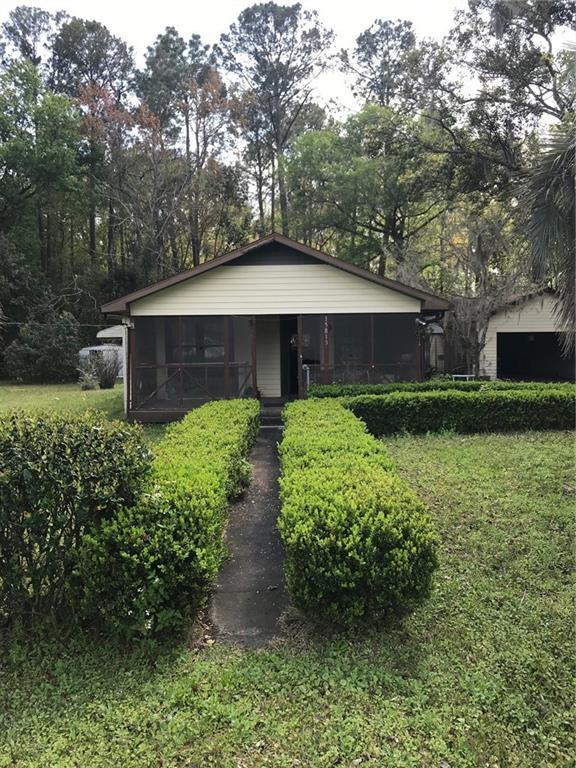 15813 County Rd 108, Hilliard, FL 32046 (MLS #84511) :: Berkshire Hathaway HomeServices Chaplin Williams Realty