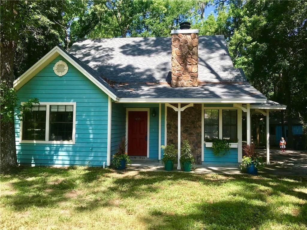 655 Grove Park Circle, Fernandina Beach, FL 32034 (MLS #85349) :: Berkshire Hathaway HomeServices Chaplin Williams Realty
