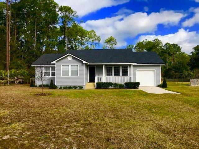 86221 Spring Meadow Avenue, Yulee, FL 32097 (MLS #85737) :: Berkshire Hathaway HomeServices Chaplin Williams Realty