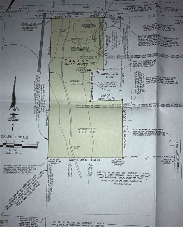 Cr 108, Hilliard, FL 32046 (MLS #86878) :: Berkshire Hathaway HomeServices Chaplin Williams Realty