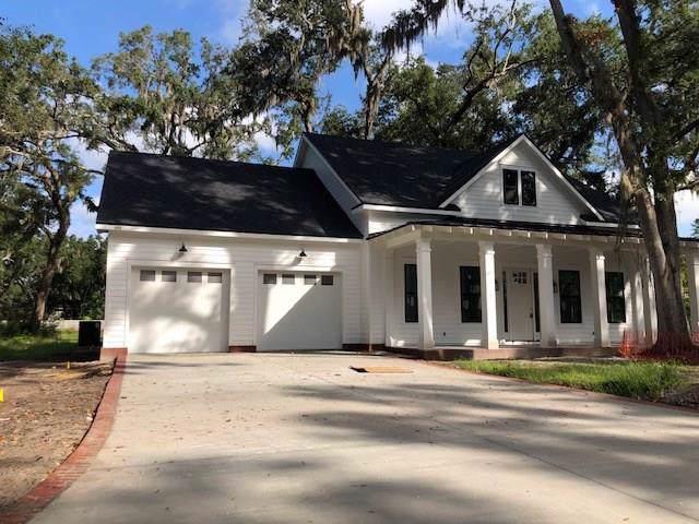 2922 Riverbend Walk, Fernandina Beach, FL 32034 (MLS #86981) :: Berkshire Hathaway HomeServices Chaplin Williams Realty