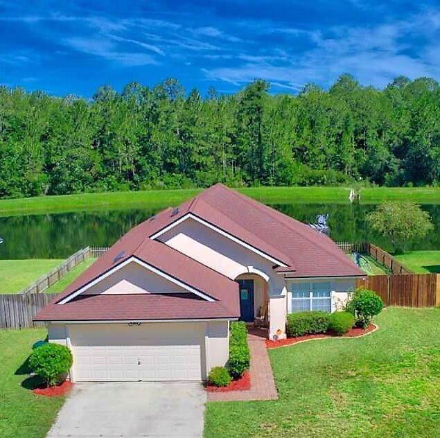 86138 Sand Hickory Trail, Yulee, FL 32097 (MLS #87660) :: Berkshire Hathaway HomeServices Chaplin Williams Realty