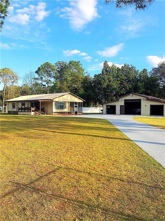 85736 Dick King Road, Yulee, FL 32097 (MLS #87662) :: Berkshire Hathaway HomeServices Chaplin Williams Realty