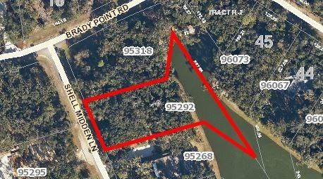 95292 Shell Midden Lane, Fernandina Beach, FL 32034 (MLS #87968) :: The DJ & Lindsey Team