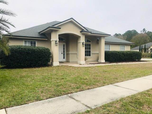 23809 Flora Parke Boulevard, Fernandina Beach, FL 32034 (MLS #88123) :: Berkshire Hathaway HomeServices Chaplin Williams Realty