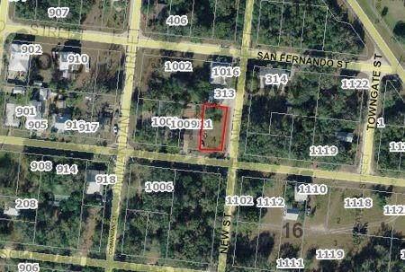 Lot 3 & 4 New Street, Fernandina Beach, FL 32034 (MLS #90467) :: Berkshire Hathaway HomeServices Chaplin Williams Realty